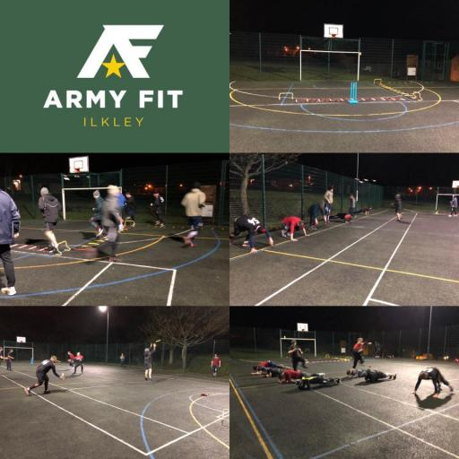 Army Fit - Tuesday 6.00