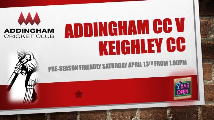 ACC V Keighley CC